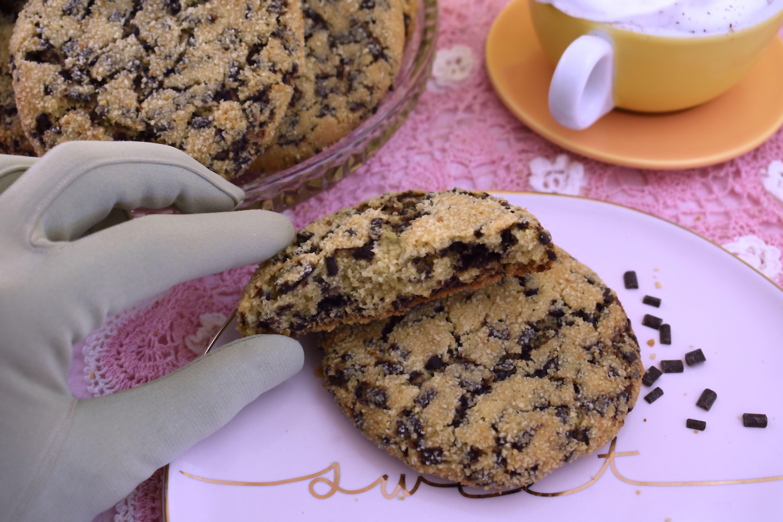 vegan chocolate chip cookie egg free vegan baking