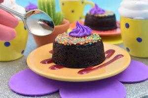 GF Kids Dessert Cake for Adults photo by Sara Kidd