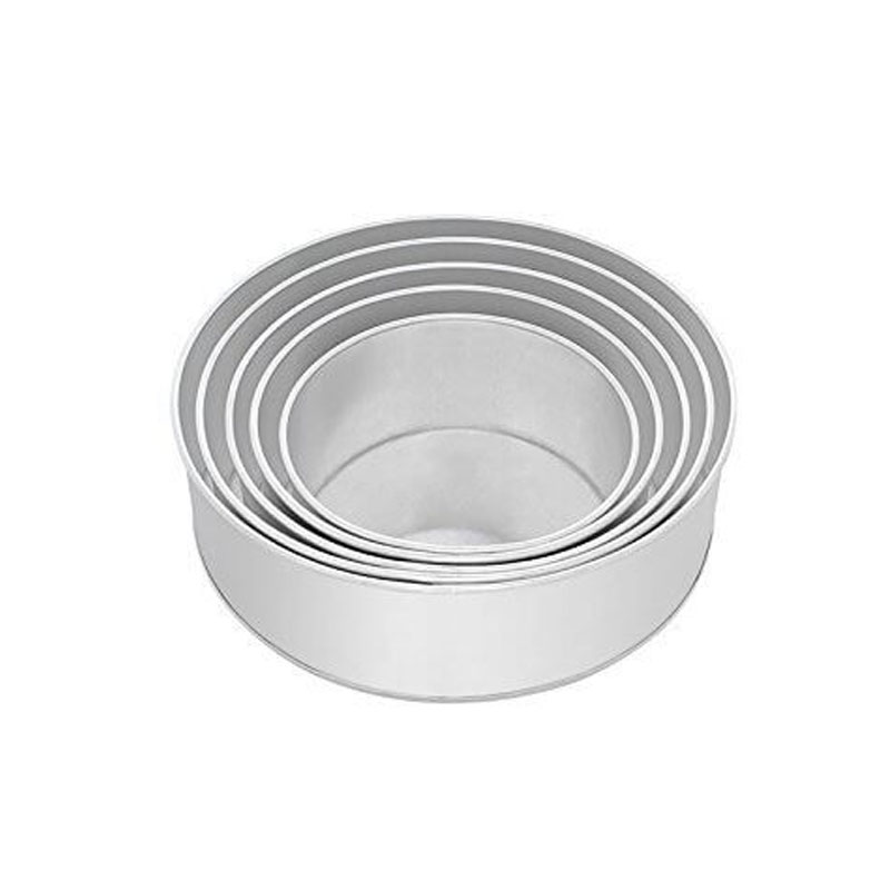 cake baking tin pans 3 inch deep