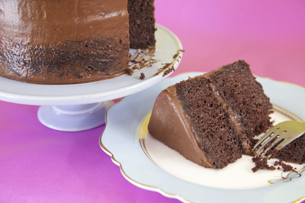 vegan, gluten free, dairy free, baking, chocolate cake