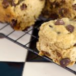 vegan, baking, scones