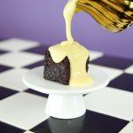 vegan vanilla custard, egg free custard, dairy free, vegan recipe