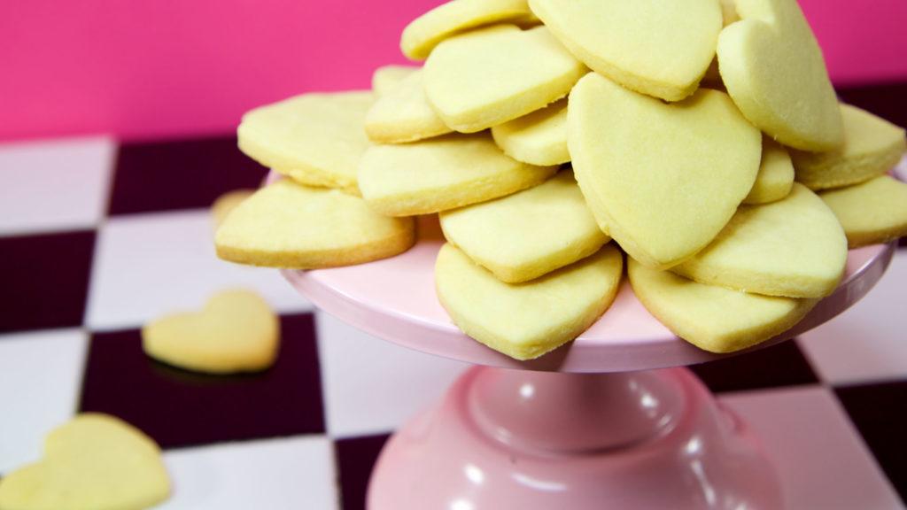 shortbread, cookie, dairy free, easy vegan cookie, easy recipe, baking, biscuit,