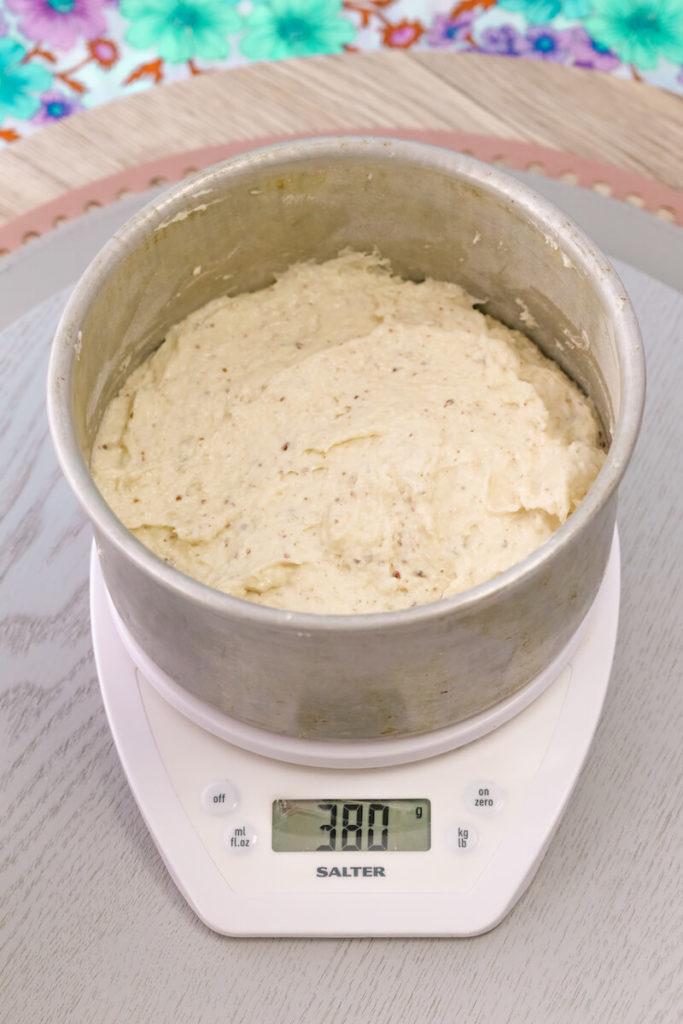 Vegan Coconut Cake Step 8