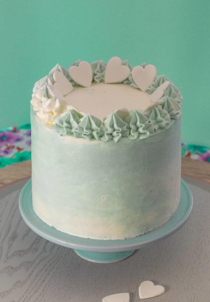Vegan Coconut Cake Step 9 2 1