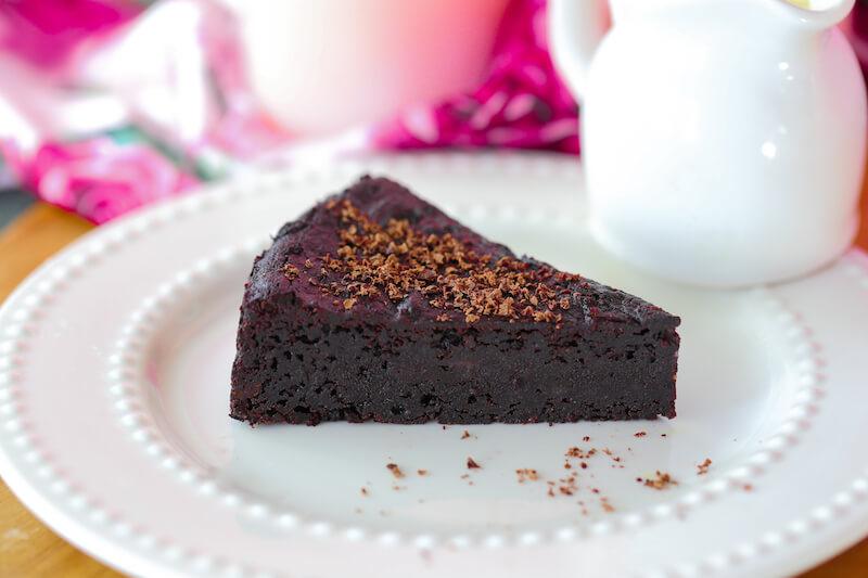 Flourless Chocolate ake by Sara kidd 2 copy