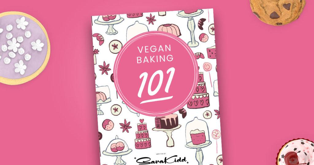 vegan baking basics 101 ebook