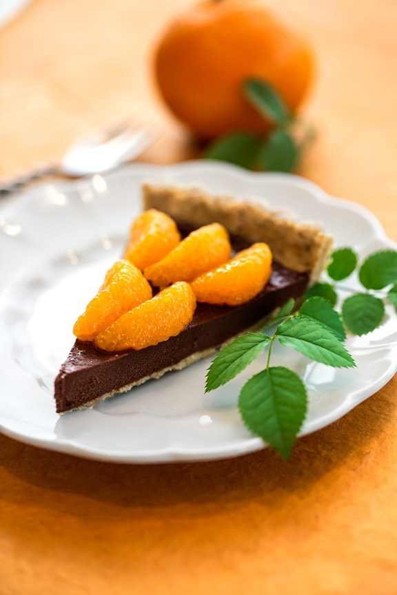 Chocolate Tart 1