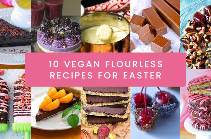 Vegan Flourless Baking Recipes