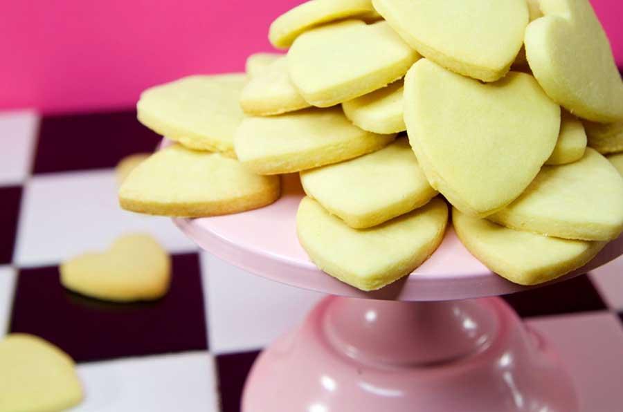 vegan shortbread cookie recipe v2