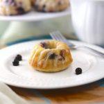 Vegan Blueberry Tea Cakes 1