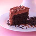 Vegan Chocolate Cake by Sara Kidd