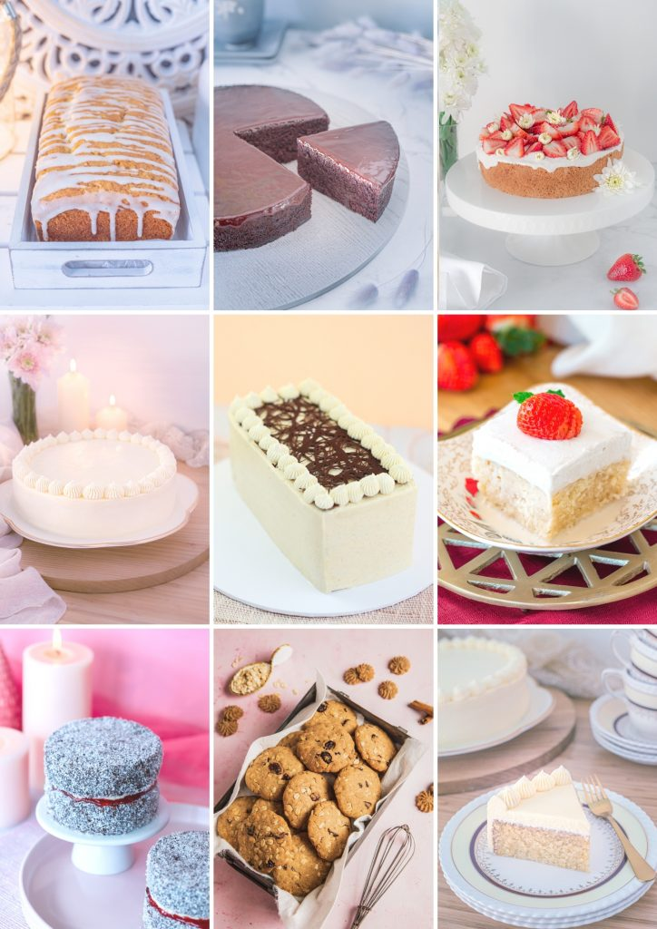 Vegan Cakes by Sara Kidd