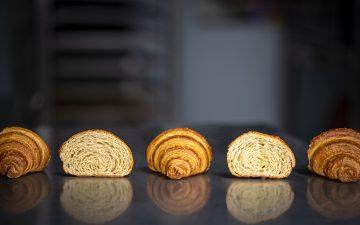 vegan croissants