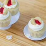 Vegan Butterfly Jam Cupcakes By Sara Kidd