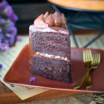 Easy Vegan Gluten-free Chocolate Cake