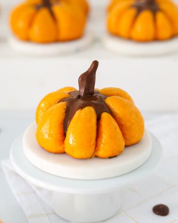 Pumpkin Buns by Chef Sara Kidd