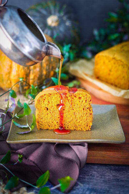 Vegan Pumpkin Bread by Sara Kidd 1